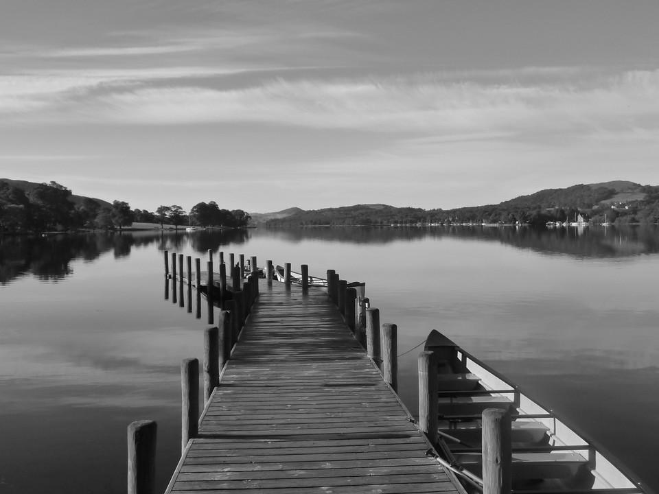 Dock on the lake