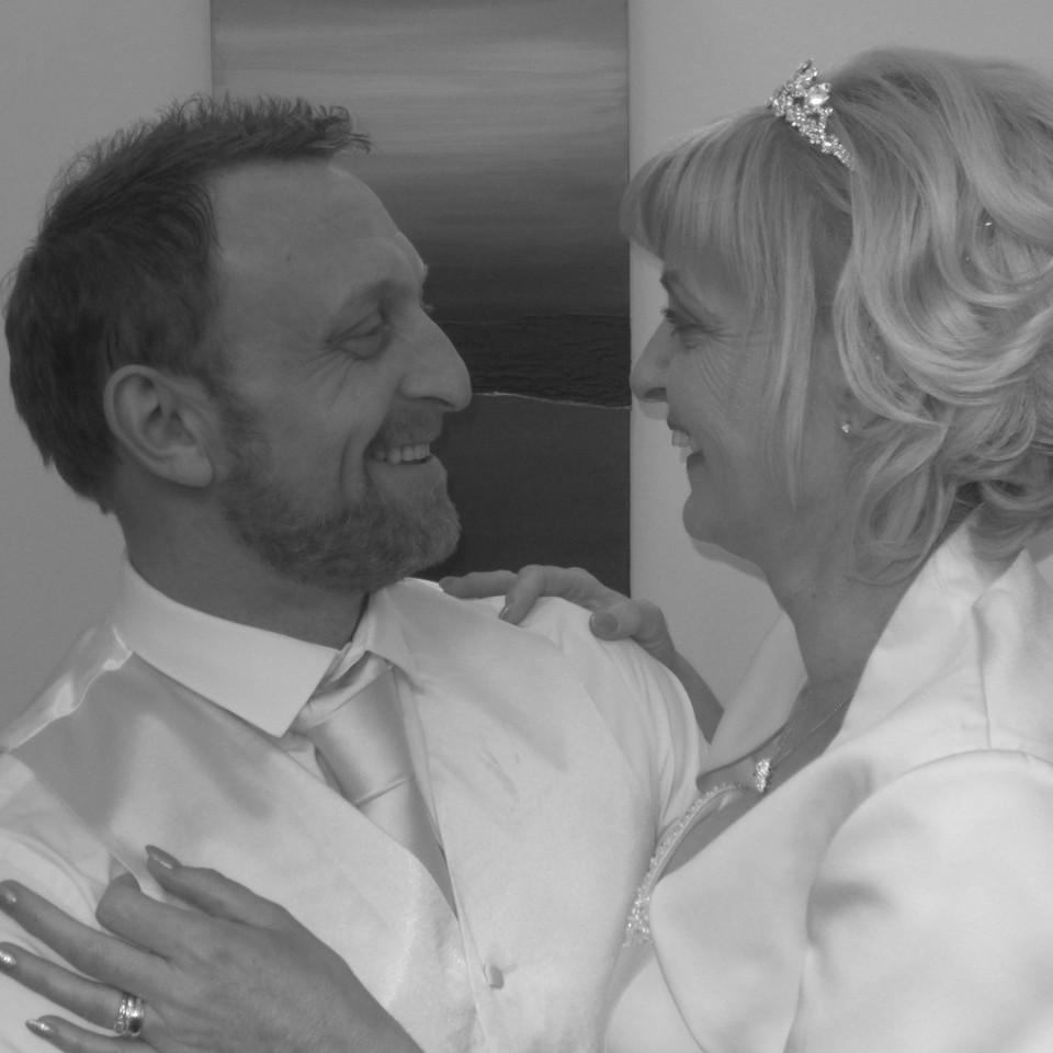 bridegroom and his bride