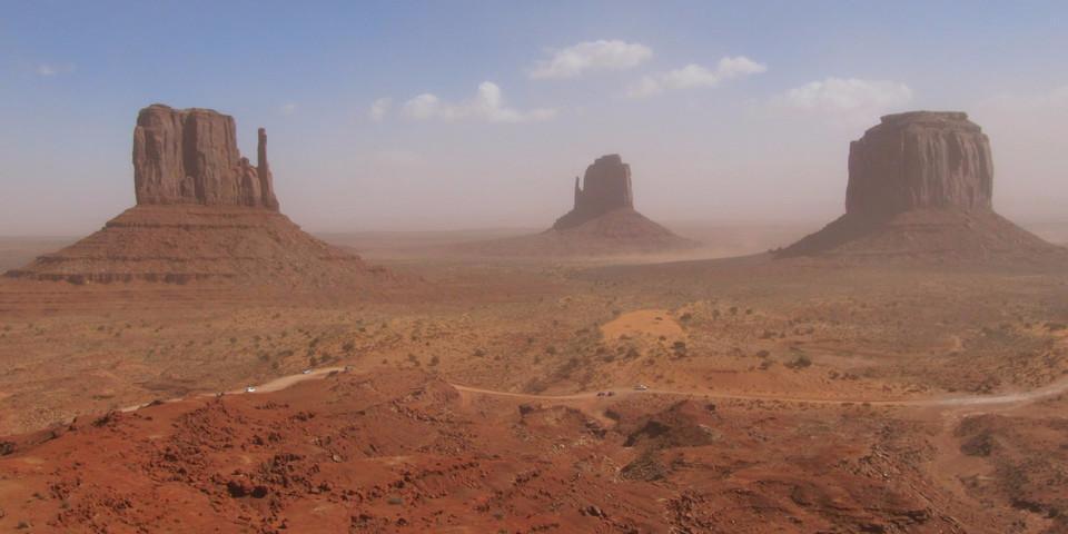 Pircture of desert