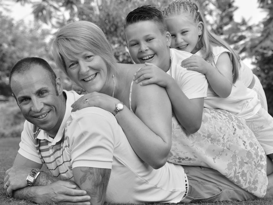 family, photo, love, fun, canvas