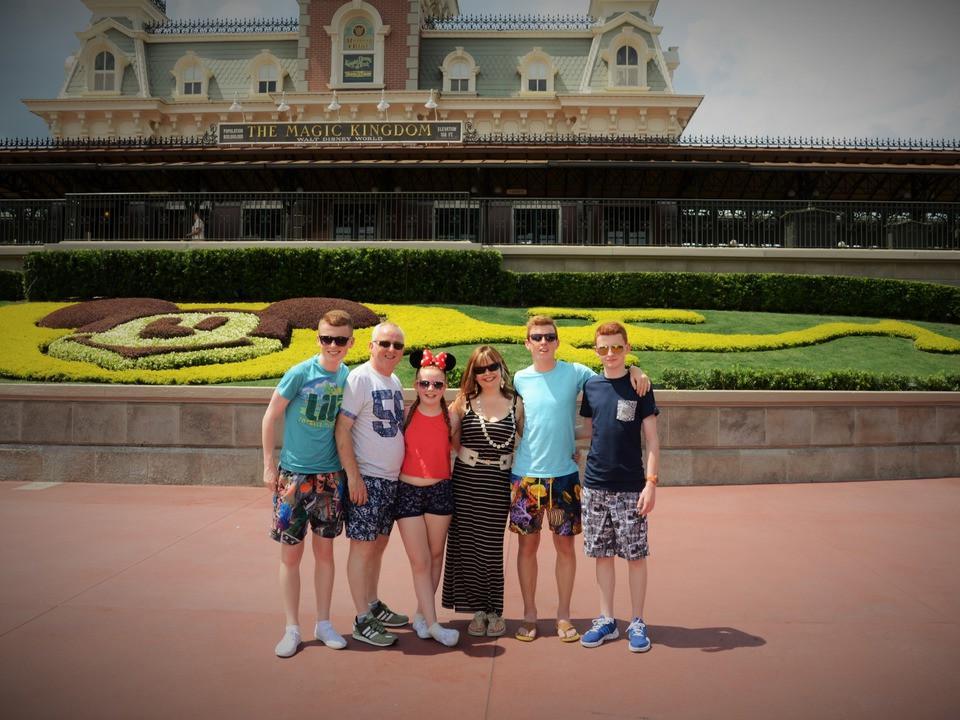 family, trip