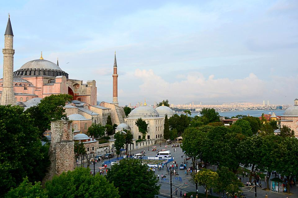 cityscape, Turkey, mausoleum, city