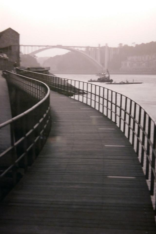 bridge, beautiful sight, lo-fi