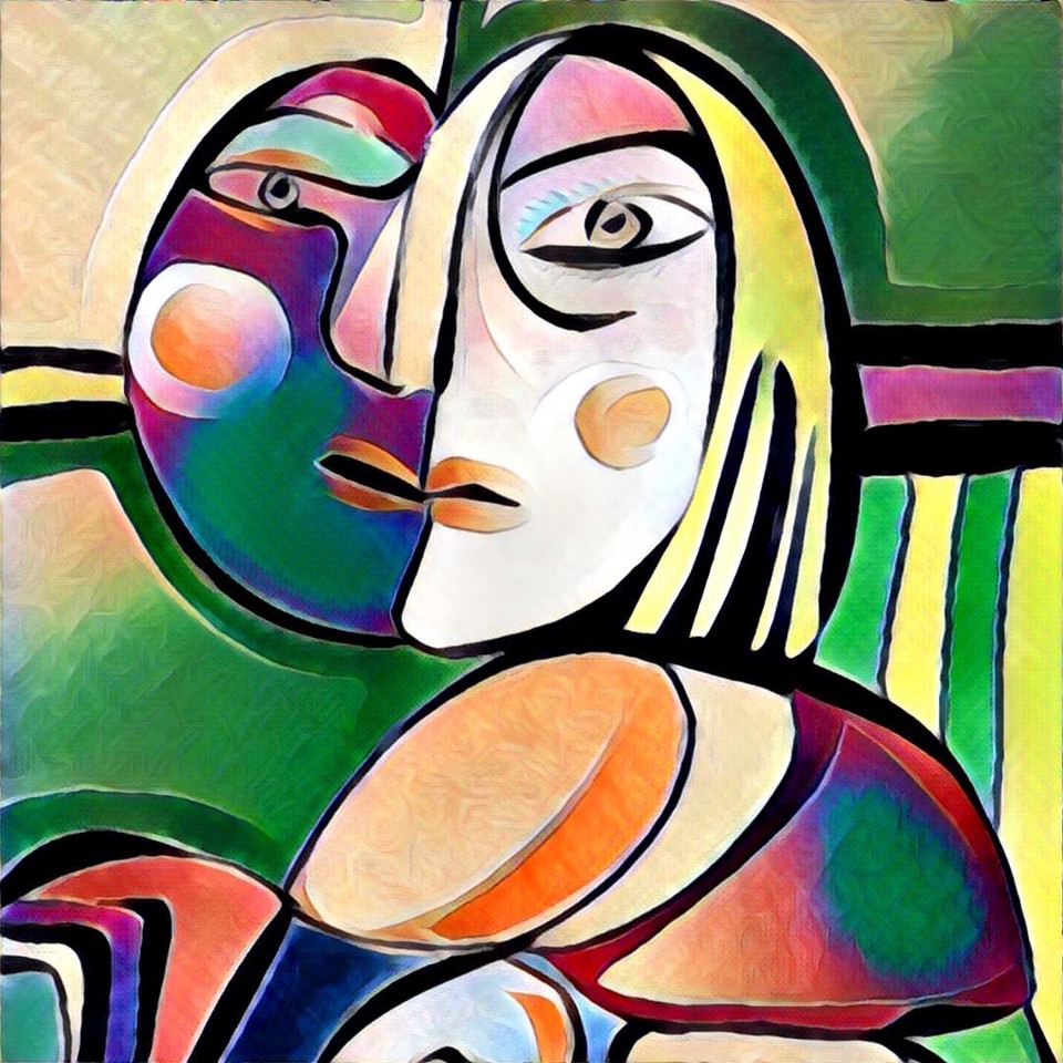 abstract art, abstractionism, art, Picasso, Pablo