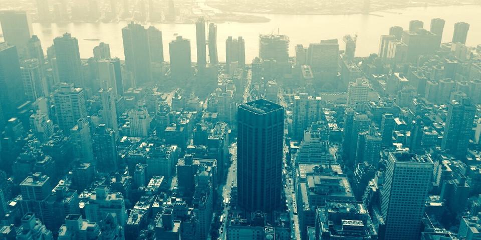 City, cityscape, skylinbe, metropolis, New York Manhattan