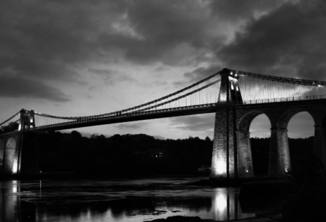 Bridges are beautiful